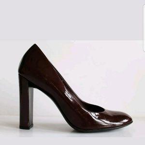 Prada chunky heels 100% authentic
